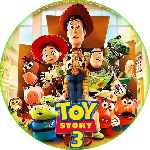 carátula cd de Toy Story 3 - Custom