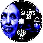 carátula cd de El Misterio De Salems Lot - 1979 - Disco 02 - Custom