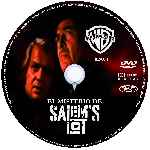 carátula cd de El Misterio De Salems Lot - 1979 - Disco 01 - Custom