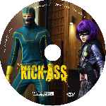 carátula cd de Kick-ass - Custom - V07