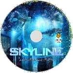 carátula cd de Skyline - Custom