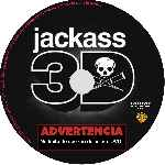 carátula cd de Jackass 3d - Custom