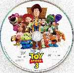 carátula cd de Toy Story 3 - Region 1-4