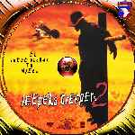 carátula cd de Jeepers Creepers 2 - Custom - V2