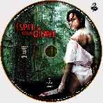 carátula cd de I Spit On Your Grave - 2010 - Custom