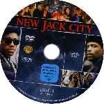 carátula cd de New Jack City