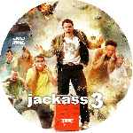 carátula cd de Jackass 3