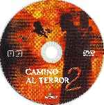 carátula cd de Jeepers Creepers 2 - Camino Al Terror 2 - Custom