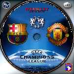 carátula cd de Barcelona - Manchester - Final Champions League 2011