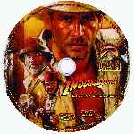 carátula cd de Indiana Jones Y La Ultima Cruzada - Custom - V4