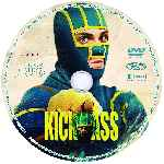 carátula cd de Kick-ass - Custom - V11