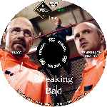 carátula cd de Breaking Bad - Temporada 04 - Disco 01 - Custom