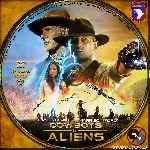 carátula cd de Cowboys & Aliens - Custom - V05