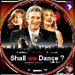 carátula cd de Shall We Dance - Bailamos - Custom - V2