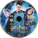 carátula cd de Harry Potter Y El Prisionero De Azkaban - Disco 01