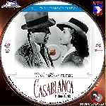 carátula cd de Casablanca - Custom - V2