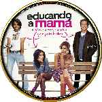 carátula cd de Educando A Mama - Custom