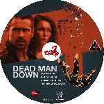 carátula cd de Dead Man Down - Custom