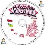carátula cd de Ultimate Spider-man - Volumen 01 - Custom