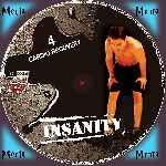 carátula cd de Insanity - Volumen 04 - Custom