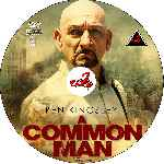 carátula cd de A Common Man - Custom