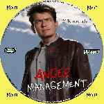 carátula cd de Anger Management - Temporada 02 - Custom