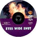 carátula cd de Eyes Wide Shut