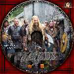 carátula cd de Vikingos - Temporada 01 - Disco 03 - Custom