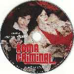 carátula cd de Roma Criminal - Temporada 01 - Disco 02