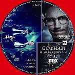 carátula cd de Gotham - Temporada 01 - Disco 06 - Custom
