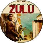 carátula cd de Zulu - 2013 - Custom - V2