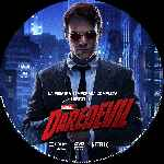 carátula cd de Daredevil - Temporada 01 - Disco 01 - Custom