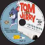 carátula cd de Tom & Jerry - La Coleccion De Gene Deitch - Custom