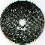 carátula cd de The Mummy - La Momia - 1932