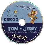 carátula cd de Tom Y Jerry - Coleccion Especial De Aniversario - Disco 02