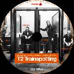 carátula cd de T2 Trainspotting - Custom