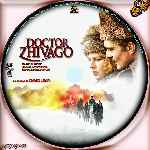 carátula cd de Doctor Zhivago - Custom - V8