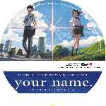carátula cd de Your Name - Custom