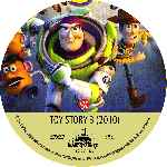 carátula cd de Toy Story 3 - Custom - V08