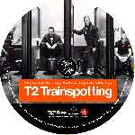 carátula cd de T2 Trainspotting - Custom - V3