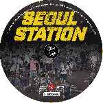 carátula cd de Seoul Station - Custom