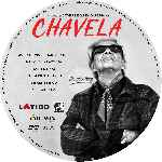 carátula cd de Chavela - Custom