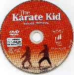 carátula cd de Karate Kid - 1984 - Edicion Especial