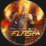 carátula cd de The Flash - 2014 - Temporada 01 - Disco 04 - Custom