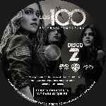 carátula cd de Los 100 - Temporada 01 - Disco 02 - Custom