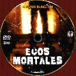 carátula cd de Ecos Mortales - Custom - V2