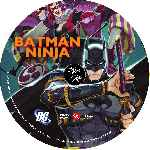 carátula cd de Batman Ninja - Custom