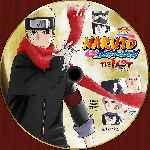 carátula cd de Naruto Shippuden - The Last - Custom
