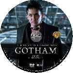 carátula cd de Gotham - Temporada 02 - Disco 02 - Custom