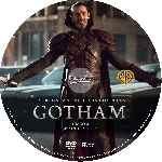carátula cd de Gotham - Temporada 02 - Disco 05 - Custom